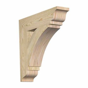 Restorers Rustic Thorton Traditional Bracket