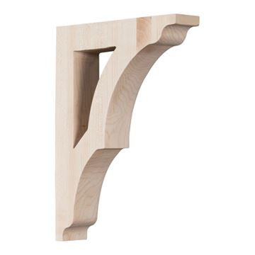 Restorers Architectural 10 1/2 Inch Avila Shelf Bracket
