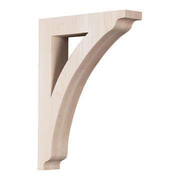 Restorers Architectural 10 1/2 Inch Thorton Shelf Bracket