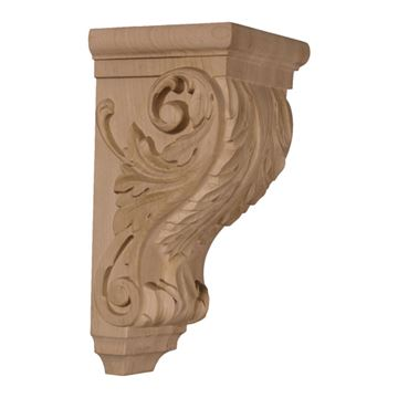 Restorers Architectural 10 Inch Acanthus Corbel