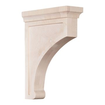 Restorers Architectural 10 Inch Gomez Shelf Bracket