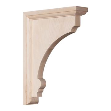 Restorers Architectural 10 Inch Thompson Shelf Bracket