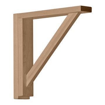 Restorers Architectural 12 1/4 Inch Traditional Shelf Bracket