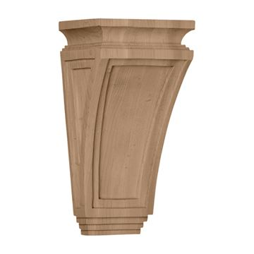 Restorers Architectural 12 Inch Large Arts & Crafts Corbel