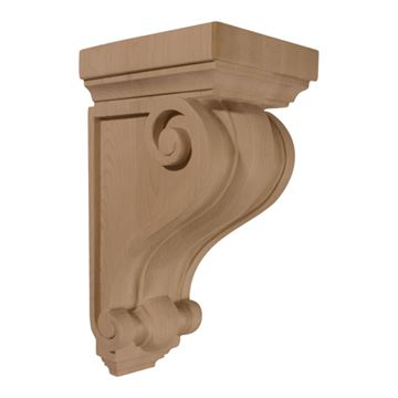 Restorers Architectural 13 1/4 Inch Devon Traditional Corbel