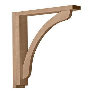 Restorers Architectural 14 1/4 Inch Reece Shelf Bracket