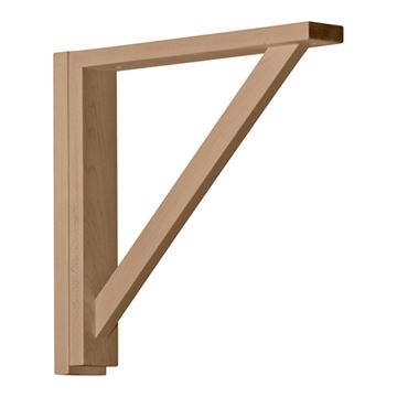 Restorers Architectural 14 1/4 Inch Traditional Shelf Bracket