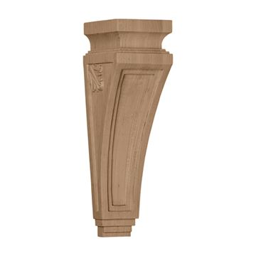 Restorers Architectural 14 Inch Small Arts & Crafts Corbel