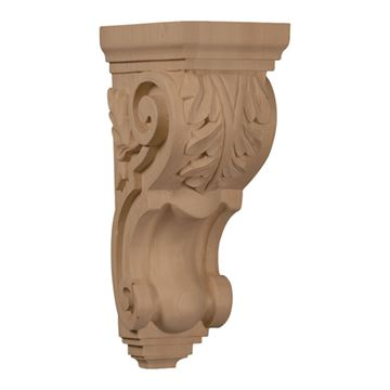 Restorers Architectural 14 Inch Traditional Acanthus Corbel
