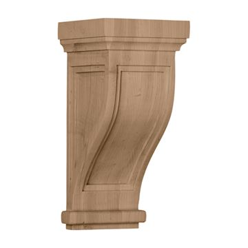 Restorers Architectural 14 Inch Traditional Recessed Corbel