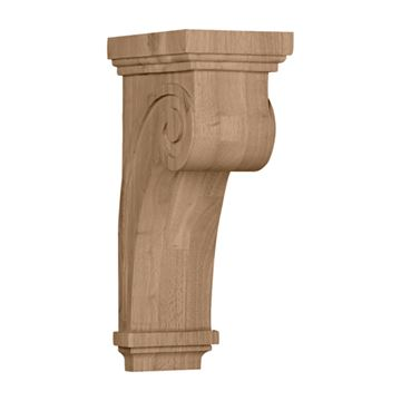 Restorers Architectural 16 Inch Scroll Corbel