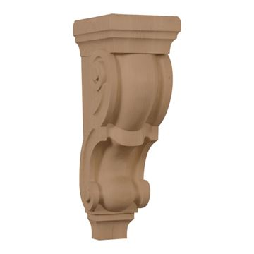 Restorers Architectural 18 Inch Traditional Corbel