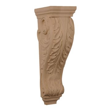 Restorers Architectural 22 Inch Acanthus Corbel