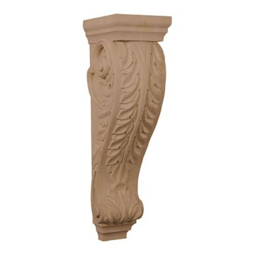 Restorers Architectural 26 Inch Acanthus Corbel