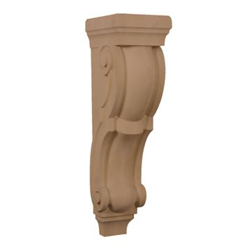 Restorers Architectural 26 Inch Traditional Corbel