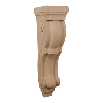 Restorers Architectural 34 Inch Traditional Corbel