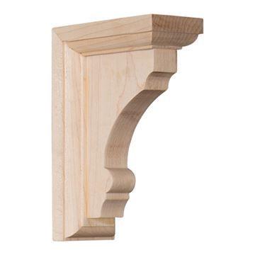 Restorers Architectural 6 Inch Thompson Shelf Bracket