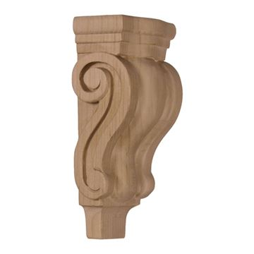 Restorers Architectural 6 Inch Traditional Pilaster Corbel