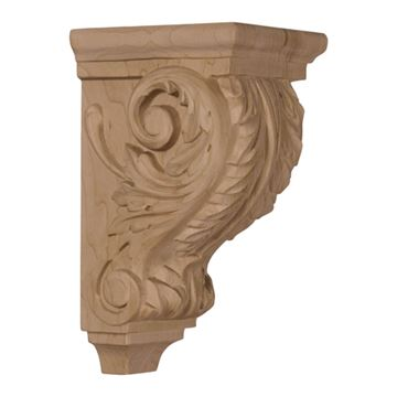 Restorers Architectural 7 Inch Acanthus Corbel