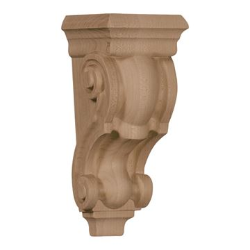 Restorers Architectural 7 Inch Traditional Corbel