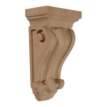 Restorers Architectural 9 1/2 Inch Cole Corbel