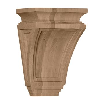 Restorers Architectural 9 Inch Large Arts & Crafts Corbel
