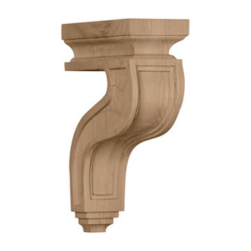 Restorers Architectural Hollow Back Corbel