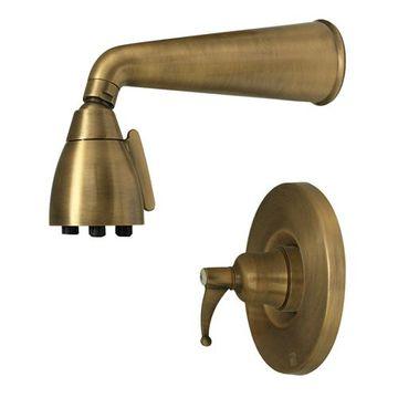 Whitehaus Blairhaus Adams Pressure Balance Valve Shower Faucet Set
