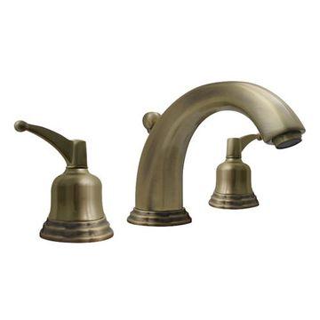 Whitehaus Blairhaus Adams Widespread Lavatory Faucet