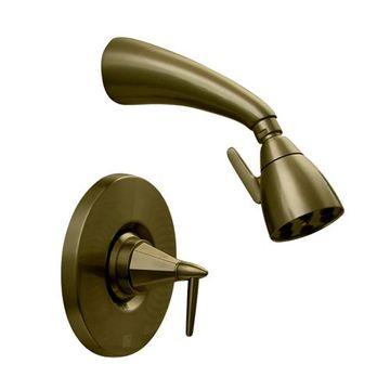 Whitehaus Blairhaus Monroe Pressure Balance Valve Shower Faucet Set