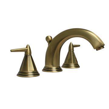 Whitehaus Blairhaus Monroe Widespread Lavatory Faucet