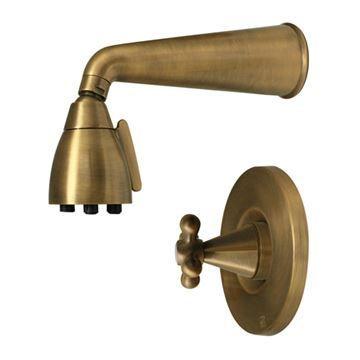 Whitehaus Blairhaus Truman Pressure Balance Valve Shower Faucet Set