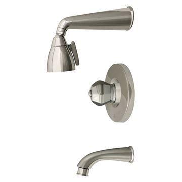 Whitehaus Blairhaus Washington Pressure Balance Valve Tub & Shower Faucet Set
