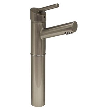 Whitehaus Centurion Single Hole Lavatory Vessel Faucet - Short Spout