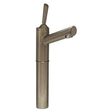 Whitehaus Centurion Elevated Lavatory Vessel Faucet - Long Spout