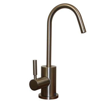 Whitehaus Drinking Water Faucet With Gooseneck Spout
