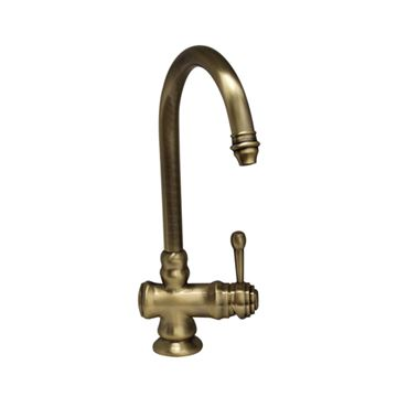 Whitehaus Evolution Colonial Single Hole Kitchen Faucet