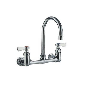 Whitehaus Heavy Duty Gooseneck Utility Faucet