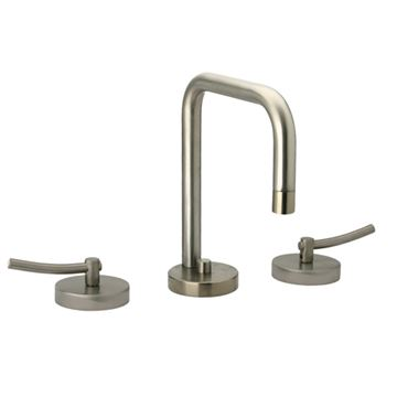 Whitehaus Metrohaus Widespread Lavatory Faucet - Lever