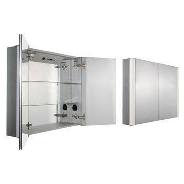 Whitehaus Musichaus 27 Inch Double Musical Medicine Cabinet