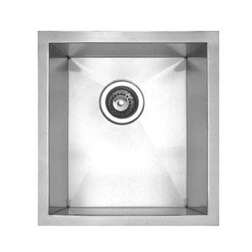 Whitehaus Noah Chefhaus Single Bowl Undermount Prep Sink