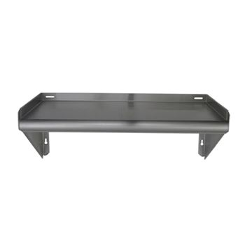 Whitehaus Ready to Assemble Stainless Steel Culinary Wall Mount Shelf