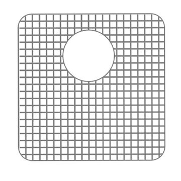 Whitehaus Stainless Steel Sink Grid - Model Whn3320lg