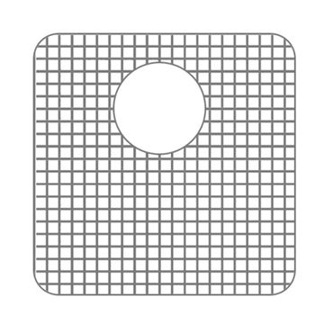 Whitehaus Stainless Steel Sink Grid - Model Whnc1517g
