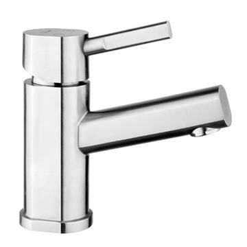 Whitehaus Waterhaus Straight Single Hole Lavatory Faucet
