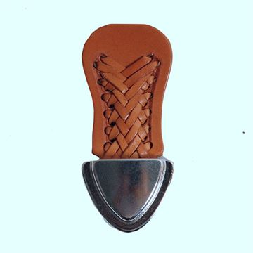 Classic Hardware Natural Leather Drop Pull 101787.32