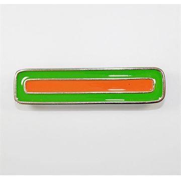 Classic Hardware Sensazioni Pull - Green & Orange 200051.32