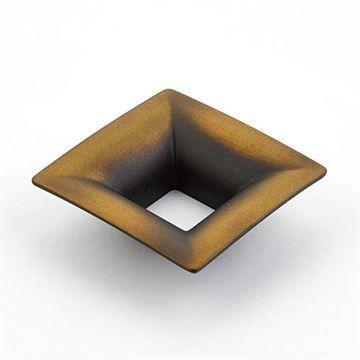 Schaub Finestrino Flared Square Cabinet Pull