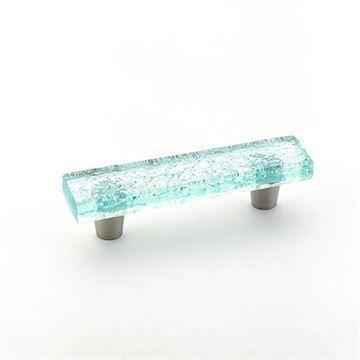 Schaub Ice Aqua Pearl Cabinet Pull