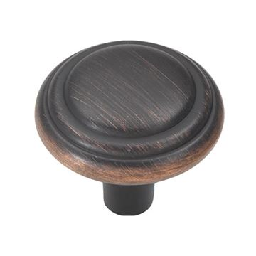 Hickory Hardware Bel Aire Round Cabinet Knob